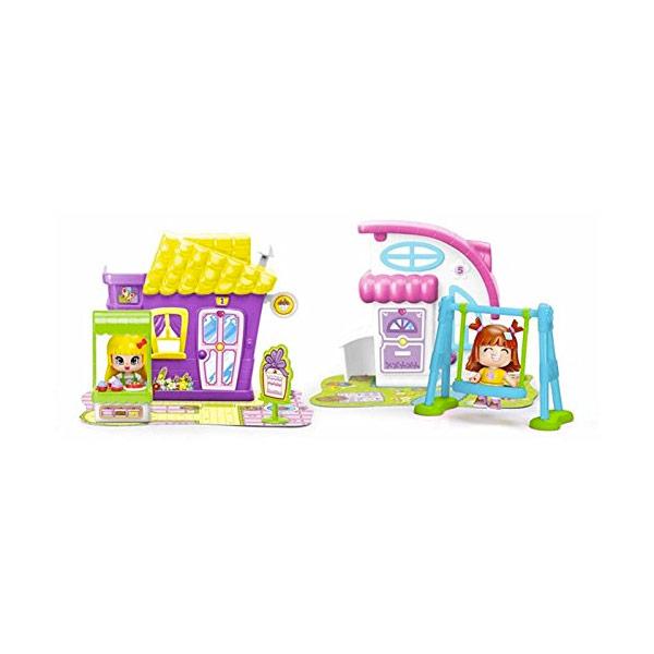 Vespoli giocattoli famosa pinypon mia piccola casa for Progettare la mia piccola casa