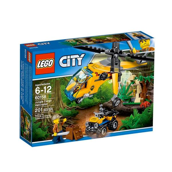 Elicottero Lego City : Vespoli giocattoli lego city elicottero da carico della