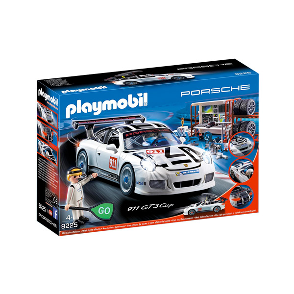 vespoli giocattoli playmobil porsche 911 gt3 cup. Black Bedroom Furniture Sets. Home Design Ideas
