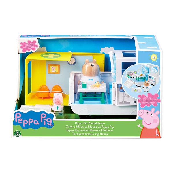 5d7d27082 Vespoli giocattoli - GIOCHI PREZIOSI PEPPA PIG AMBULANZA PLAYSET