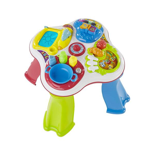 Vespoli giocattoli chicco tavolo cresci e impara - Tavolo cresci e impara chicco ...