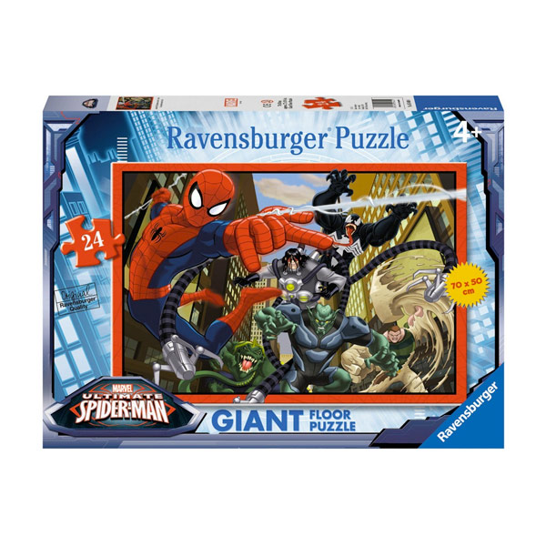 RAVENSBURGER PUZZLE 24 ULTIMATE SPIDER-MAN