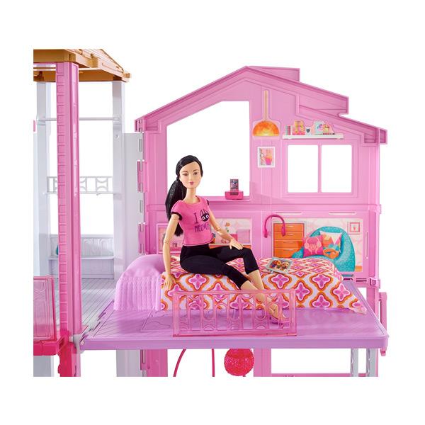 l'atteggiamento migliore sono diversamente all'ingrosso Vespoli giocattoli - MATTEL BARBIE LA CASA DI MALIBU CON ACCESSORI