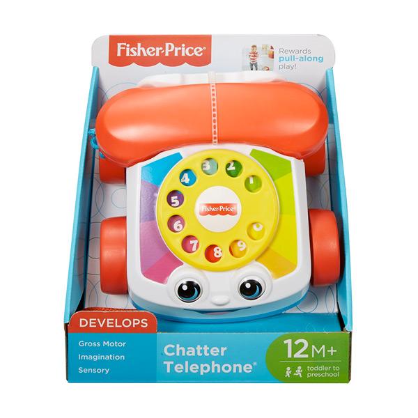 vespoli giocattoli mattel fisher price telefono parlante. Black Bedroom Furniture Sets. Home Design Ideas