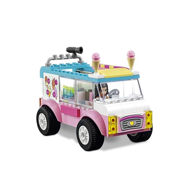 Vespoli Giocattoli Lego Juniors Il Furgone Dei Gelati Di Emma