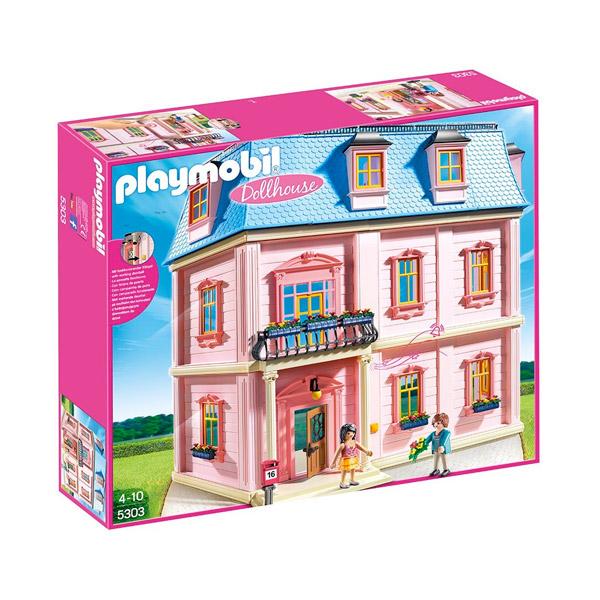vespoli giocattoli - playmobil casa delle bambole