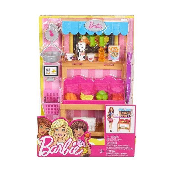 Vespoli giocattoli barbie barbie negozi di alimentari for Accessori per barbie