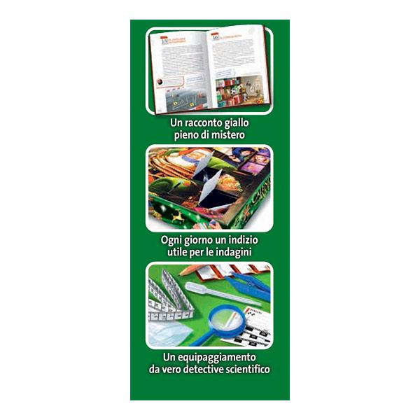 Calendario Avvento Ravensburger.Ravensburger Calendario Dell Avvento Science X Vespoli Giocattoli