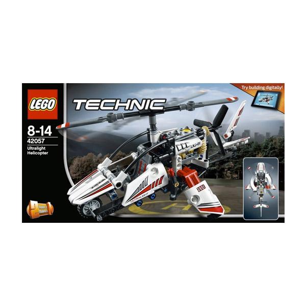 Elicottero Lego Technic : Vespoli giocattoli lego technic elicottero ultraleggero