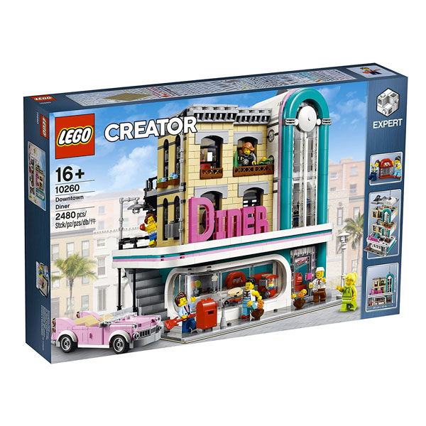 LEGO AMERICAN DINER