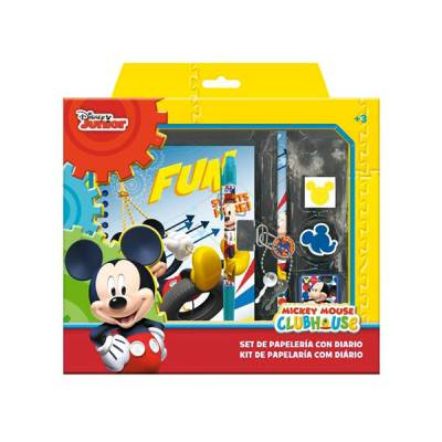 DISNEY BOX DIARIO CON ACCESSORI MICKEY