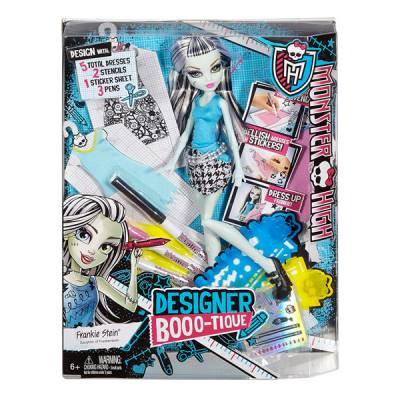 MATTEL MONSTER HIGHT DISIGNER
