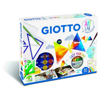 FILA GIOTTO ART LAB EASY PAINTING