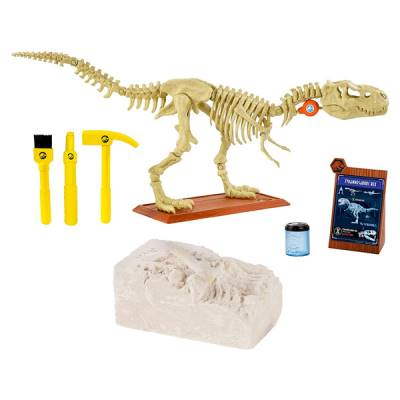 MATTEL JURASSIC WORLD KIT PALEONTOLOGIA