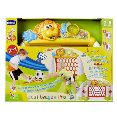 CHICCO PORTA CALCIO GOAL LEAGUE PRO