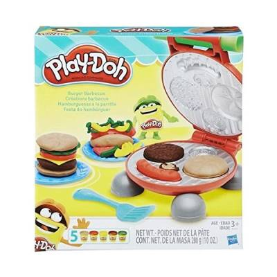 HASBRO PLAY-DOH BURGER SET