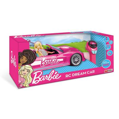 MONDO BARBIE AUTO R/C DREAM CAR