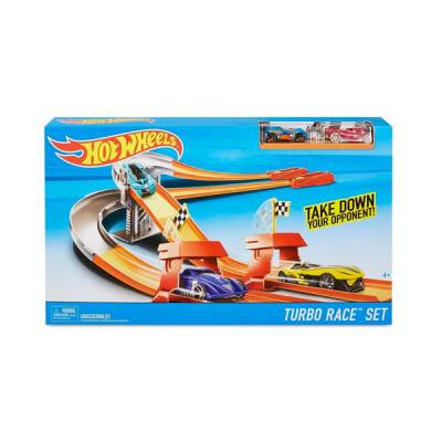 MATTEL HOT WHEELS PISTA TURBO RACE