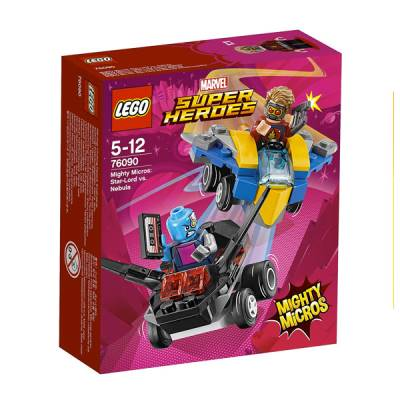LEGO SUPER HEROES NEBULA MIGHTY MICROS STAR-LORD