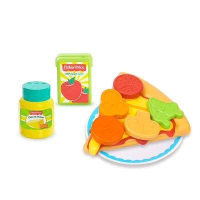 FISHER PRICE PIZZA SET