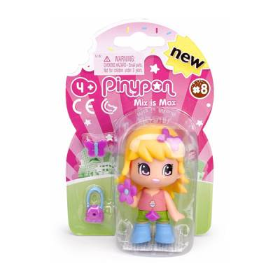 FAMOSA PINYPON MIX IS MAX PERSONAGGIO SERIE 8