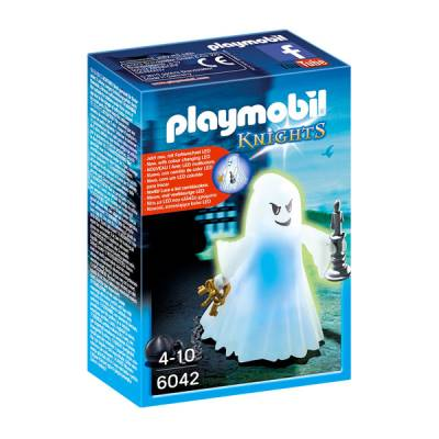 PLAYMOBIL FANTASMA LUMINOSO DEL CASTELLO