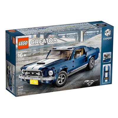 LEGO CREATOR FORD MUSTANG GT COLLECTION