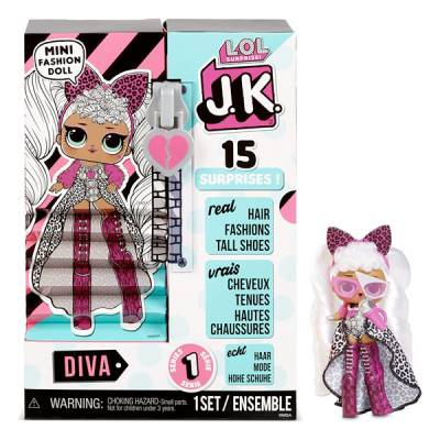 GIOCHI PREZIOSI LOL SURPRISE DOLL J.K. ASSORTITE