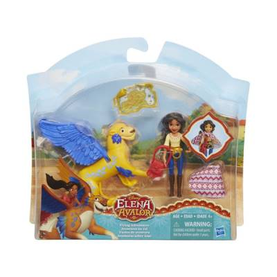 HASBRO ELENA AVALOR SET AMBIENTAZIONE ASSORTITO