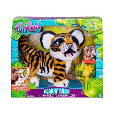 HASBRO FUR REAL TIGROTTO