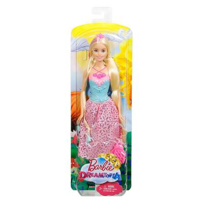 MATTEL BARBIE CHIOMA DA FAVOLA ASSORTITO