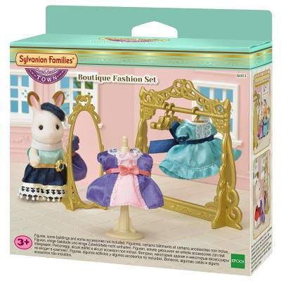 SYLVANIAN FAMILIES BOUTIQUE FASHION SET