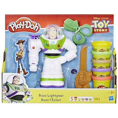 HASBRO PLAY-DOH TOY STORY BUZZ LIGHTYEAR
