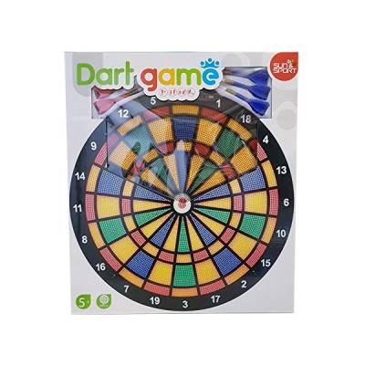 GIOCHERIA DART GAME 45 CM PUNTE IN PLASTICA