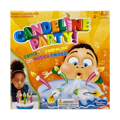HASBRO CANDELINE PARTY