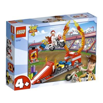 LEGO TOY STORY 4 LE ACROBAZIE DI DUKE CABOOM