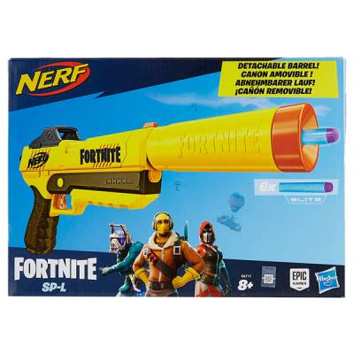 HASBRO NERF FORTNITE SP-L CON 6 DARDI