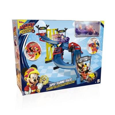 IMC TOYS MICKEY PISTA TRAINING E GLI AMICI DEL RALLY