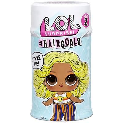 MGA ENTERTAINMENT LOL SURPRISE HAIRGOALS 2.0