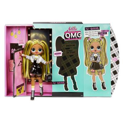 GIOCHI PREZIOSI LOL SURPRISE OMG FASHION DOLL SERIE 2 ASSORTITE