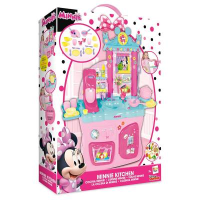 IMC TOYS CUCINA MINNIE CON ACCESSORI