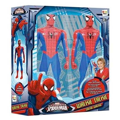 IMC TOYS WALKIE TALKIE SPIDER-MAN FORMA PERSONAGGIO