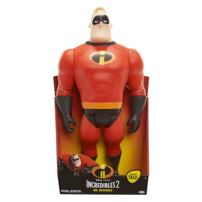 JAKKS PACIFIC INCREDIBILI 2 MR INCREDIBILE 46 CM