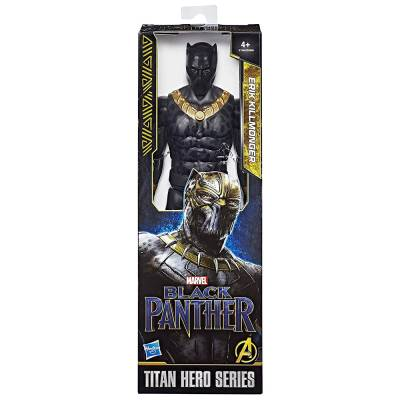 HASBRO AVENGERS BLACK PANTHER 30CM