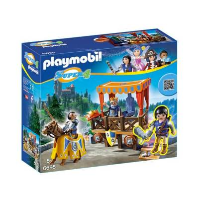 PLAYMOBIL TRIBUNA REALE CON ALEX