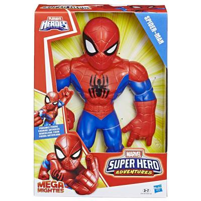 HASBRO SPIDER-MAN MEGA MIGHTIES