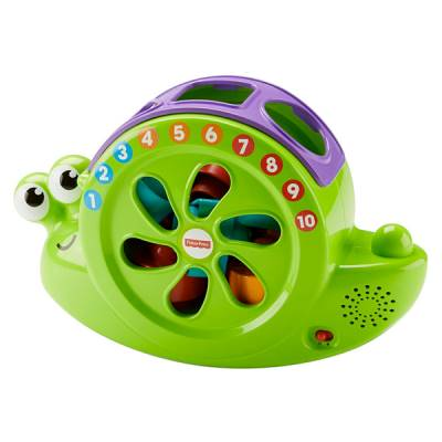 FISHER PRICE LUMACHINA TANTE FORME