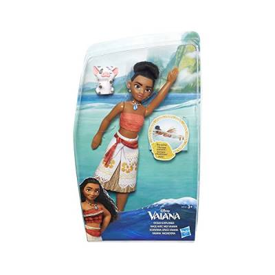 HASBRO VAIANA FASHION DOLL CON ACCESSORIO EXPLORER
