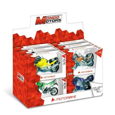 MONDO MOTO RACING ASSORTITO