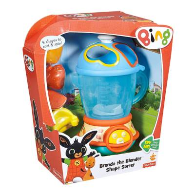 FISHER PRICE BING BUNNY FRULLATORE
